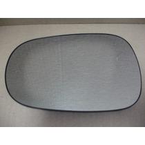Espelho Do Retrovisor Esquerdo Com Base Renault Clio 00/12