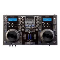 Controladora Mixer Para Dj Cortex Dmix 600 - Com Defeito !!