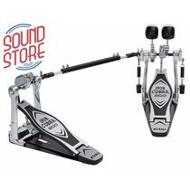 Pedal Duplo Bateria Tama Iron Cobra Hp200ptw - Sound Store