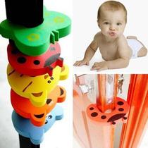 Protetor Salva Dedos / Trava Portas Para Crianças E Bebês