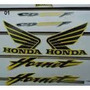 Faixa Adesiva Honda Cb600 Hornet 2006 Amarela --frete R$9,90
