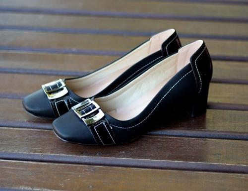 c8c1552b9 Sapato Feminino Numeração Especial Tamanho Grande Dm Extra