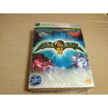 Soul Calibur 4 Premium Edition - Lacrado - Muito Raro No Ml