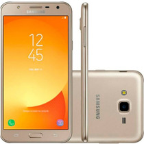 Smartphone Samsung Galaxy J7 Neo Dourado Dual Chip 16gb Tela