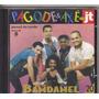 Cd Pagode E Axé No Jt - Bandamel 20, Original
