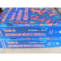Livro Tratado De Enfermagem Médico-cirurgica - 2 Volumes !!