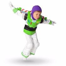 Fantasia Buzz Lightyar Sem Capaceteoriginal Disney P/entrega