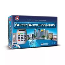 Super Banco Imobiliário Brinquedos Estrela