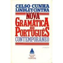 Livro Nova Gramática Do Portugues Contemporânio Editora Nov