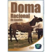 Kit Doma / Casqueamento E Redeas De Cavalos 3 Dvds Video