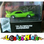 Hot Wheels 100% Black Box ´70 Plymouth Superbird - Lacrado