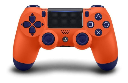 Controle Joystick Sony Dualshock 4 Sunset Orange