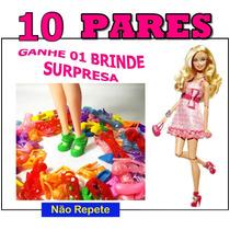 ea75303311 Busca Sapatos para Barbie com os melhores preços do Brasil ...