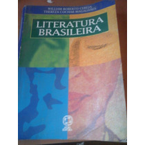 Livro Literatura Brasileira - William Roberto Cereja, Therez