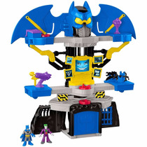 Imaginext Dc Super Friends Batcaverna De Combate - Mattel