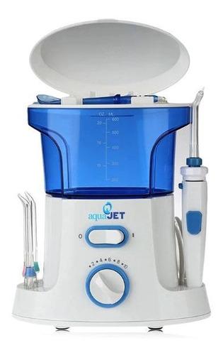 Irrigador Oral Aquajet Fc168 Branco/azul 110v/220v