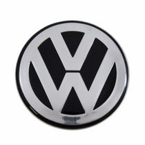 Calotinha Centro De Roda Tsw 60mm Logo Vw Golf Europeu