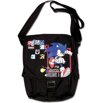 Messenger Bag Sonic The Hedgehog O Sonic Run Away Ge11794