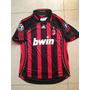 Camisa Milan 2007 - Kaká, Ronaldo, Maldini, Inzaghi