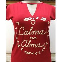 d27a9fe89 Busca blusas com frases biblicas com os melhores preços do Brasil ...