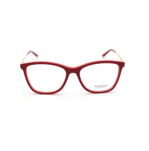 Ana Hickmann Ah 6269 H02 Óculos De Grau Lentes 5,3 Cm b45092ba2d