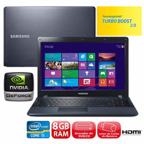 Notebook Samsung Ativ Book 2 Intel I5 8gb 1tb Geforce 710m