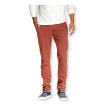 Quiksilver Mens Krandy Casual Calças Chino