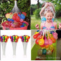 + De 100 Balões De Aguá Em 60 Segundos Magic Balloons