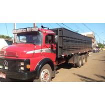 Caminhão Mb1113 Graneleiro Truck, Ano 1975 Em Otimo Estado