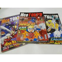 Revista Neotokyo Extra Número 02 / 07 / 08 (9 Em 3)