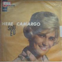 Lp (346) Nacional - Hebe Camargo - Sou Eu