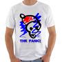 Camiseta The Panic Estampa Exclusiva Camiseta Personalizada