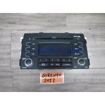 Rádio Kia Sorento Ex2 2.4 G25 2012 - Sport Car