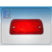 Lente Lanterna Luz Freio Teto Brake Light S10 1995 A 2011