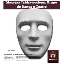 Máscara Fantasia Cosplay - Jabbawockeez Dança E Teatro