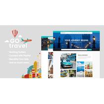 Gotravel 1.3 A Travel Agency E Tourism Theme