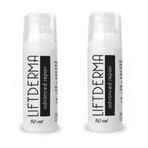 Liftderma - Rejuvenescedor 100% Natural - 02 Frascos