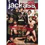 Dvd Jackass 2.5 - Sem Cortes Original Novo