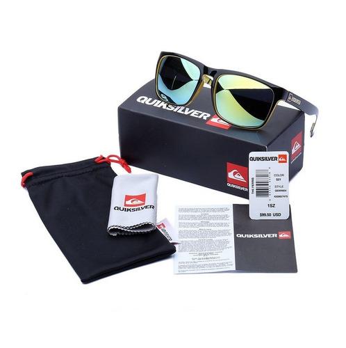 Óculos D Sol Quiksilver Esportivo Skate Surf Masculino Uv400. R  125 3c959e9d1a