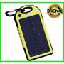 Bateria Carregador Celular Solar Portátil Iphone Moto G2 V2