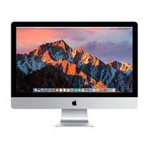 Imac Apple 27 Com Tela Retina 5k, Intel Core I5 Mk 482lla