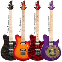 Guitarra Tagima Memphis Mgm100 Top - Loja Kadu Som