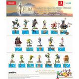 22 Amiibos Zelda Breath Of The Wild - Pronta Entrega