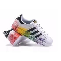 Busca Tenis adidas star colorido com os melhores preços do Brasil ... 2f926ae1a1d80