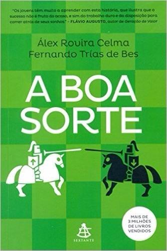Livro A Boa Sorte De A. R. Celma - Novo Frete Gratis