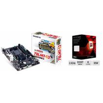 Kit Gigabyte Ga-78lmt-s2 + Processador Amd Fx 6300 6 Core