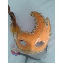 Máscara Para Festa De Fantasia Baile De Carnaval Chique