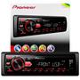 Player Automotivo Pioneer Mvh-078ub Entrada Usb E Auxiliar