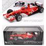 1/18 Hot Wheels Ferrari F2003ga Rubens Barrichello F1 Senna