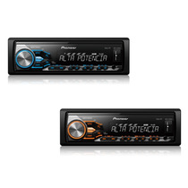 Som Automotivo Pioneer Mvh-x288fd Mp3 Player Media Receiver
